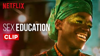 Sex Education | Eric And His Dad | Netflix