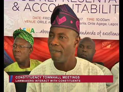 Lagos Parliament | Constituency Stakeholders' Meetings