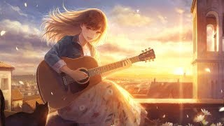 2 Hour Beautiful Nostalgic Guitar Music for Sleep | Study | Relaxation