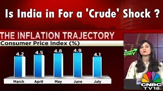 ₹ Hits a Record Low: Is India in For a 'Crude' Shock? | State of the Indian Economy | CNBC TV18