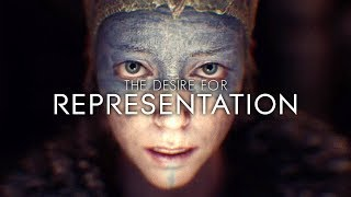 The Desire for Representation in Games - An Honest Open Conversation