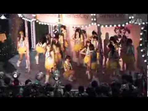 [FANCAM] 131208 SNH48 Beijing Fan Meet 《开拓者》 《生命之风》 《借口》