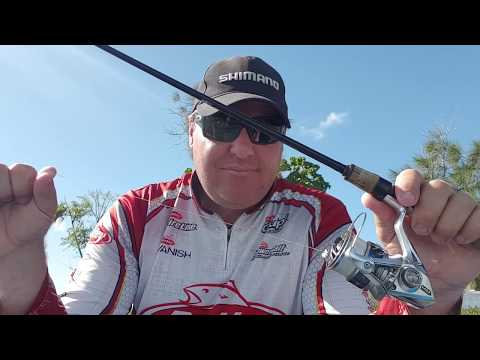 How To Set Up A Rod For Lure Fishing