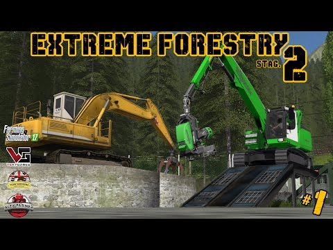 EXTREME FORESTRY STAGIONE 2 | #1 ep.
