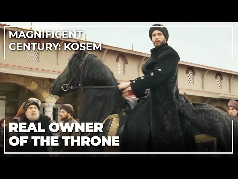 Sultan Ahmed Takes His Throne Back | Magnificent Century: Kosem