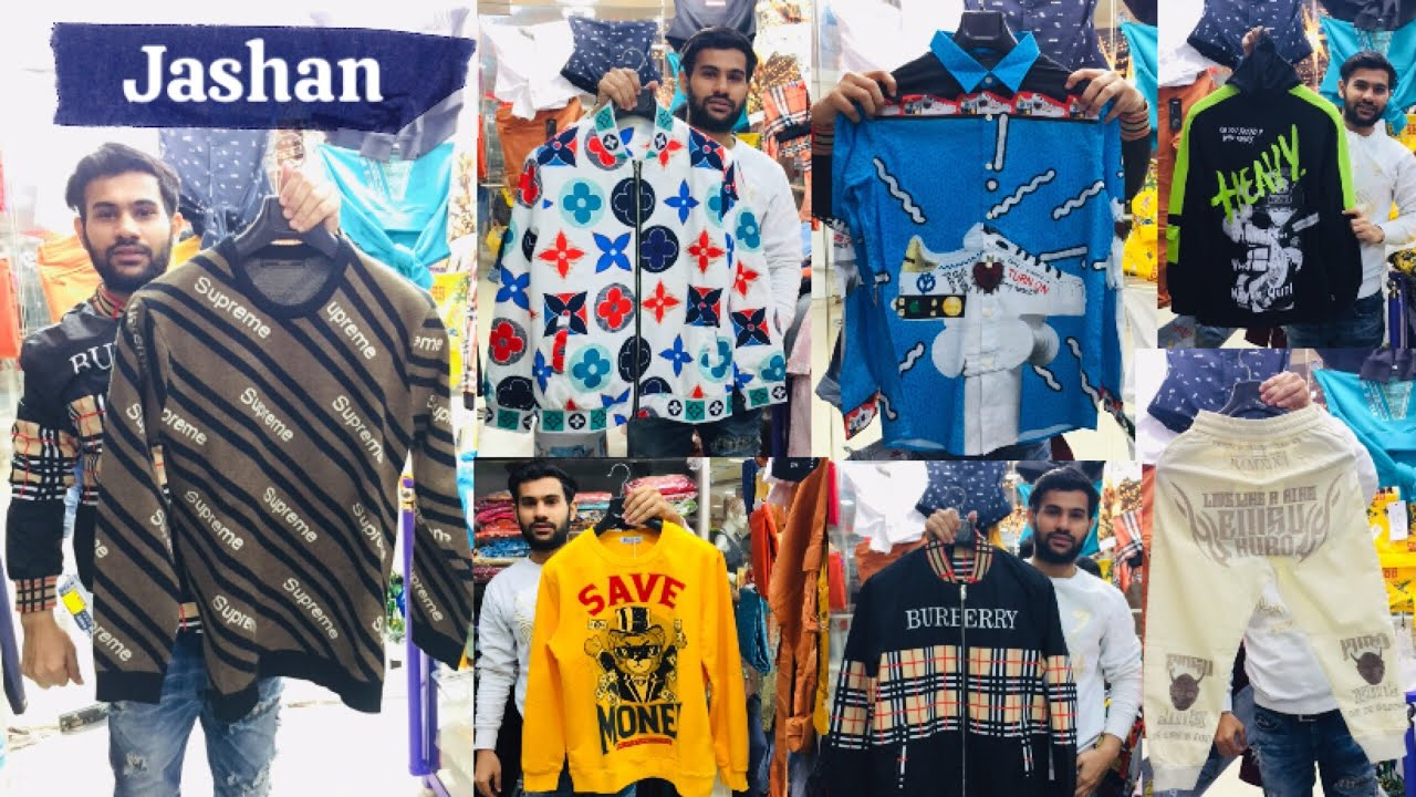Jashan   Trending imported clothes. Sweatshirt   hoodies   jackets   jeans   shirts & More.