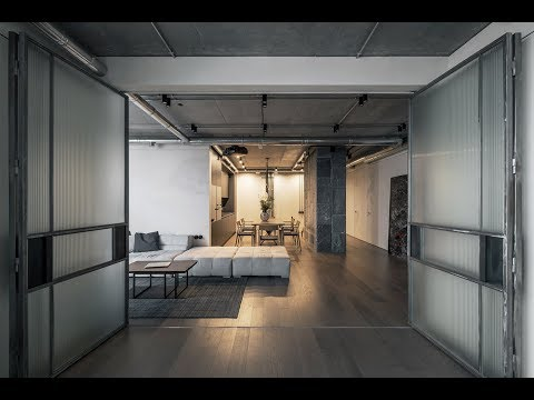 Apartment ideas | ARTIST'S RESIDENCE IN KIEV