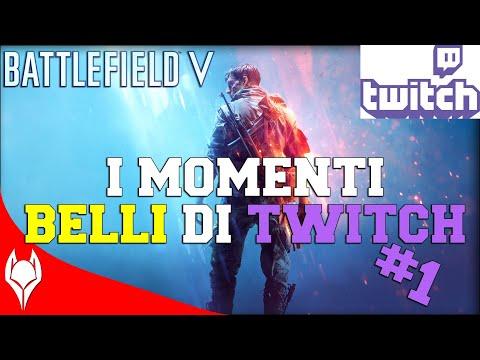 BATTLEFIELD V - I MOMENTI BELLI DI TWITCH #1 thumbnail