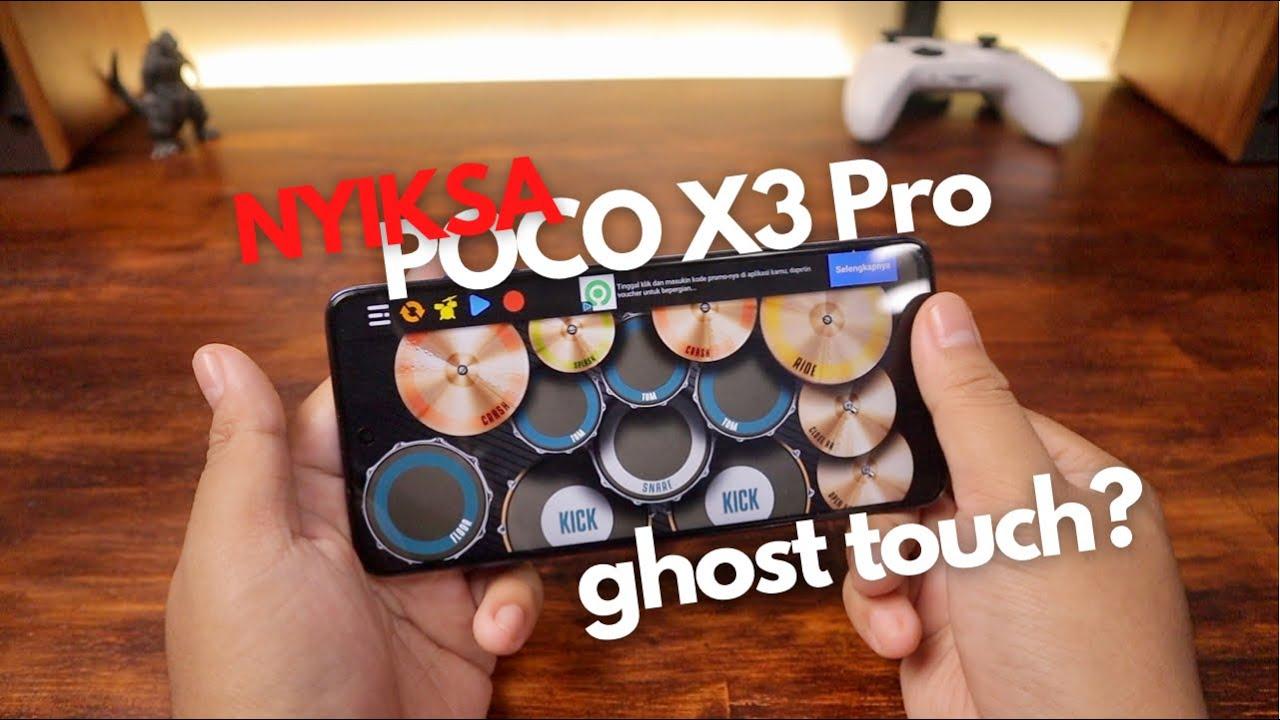 Semoga Cuma Bug Software - Nyiksa Poco X3 Pro