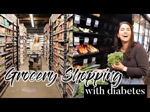 grocery-shopping-with-type-1-diabetes-//-foods-that-won't-spike-my-blood-sugar