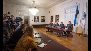 Valitsuse pressikonverents, 5. detsember 2019
