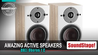 Small But Mighty. DALI Oberon 1 C Active Speaker Review  (Take 2, Ep:30)