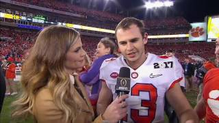 Renfrow breaks down Clemson