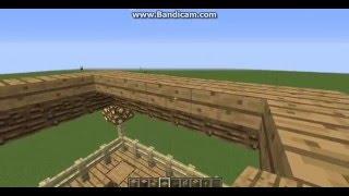 Minecraft Budowanie #1 Ep.1 /wieżyczka
