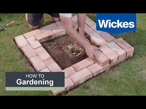 How To Build Fire Pit With Wickes