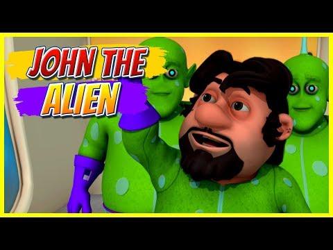 Motu Patlu | Motu Patlu In Hindi | 2019 | John The Alien