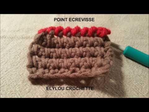 Cours N13 Le Point De Finition écrevisse Facile Au Crochet