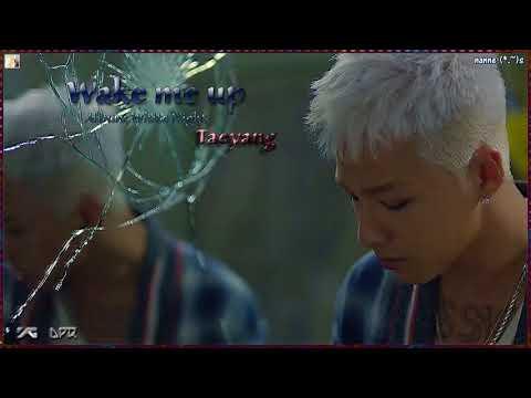 Taeyang (태양) – Wake me up Album White Night k-pop [german Sub]