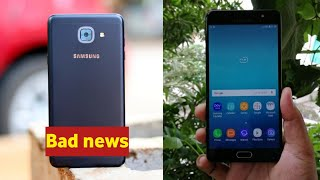 Samsung oreo update update list | Bad news for j7 max