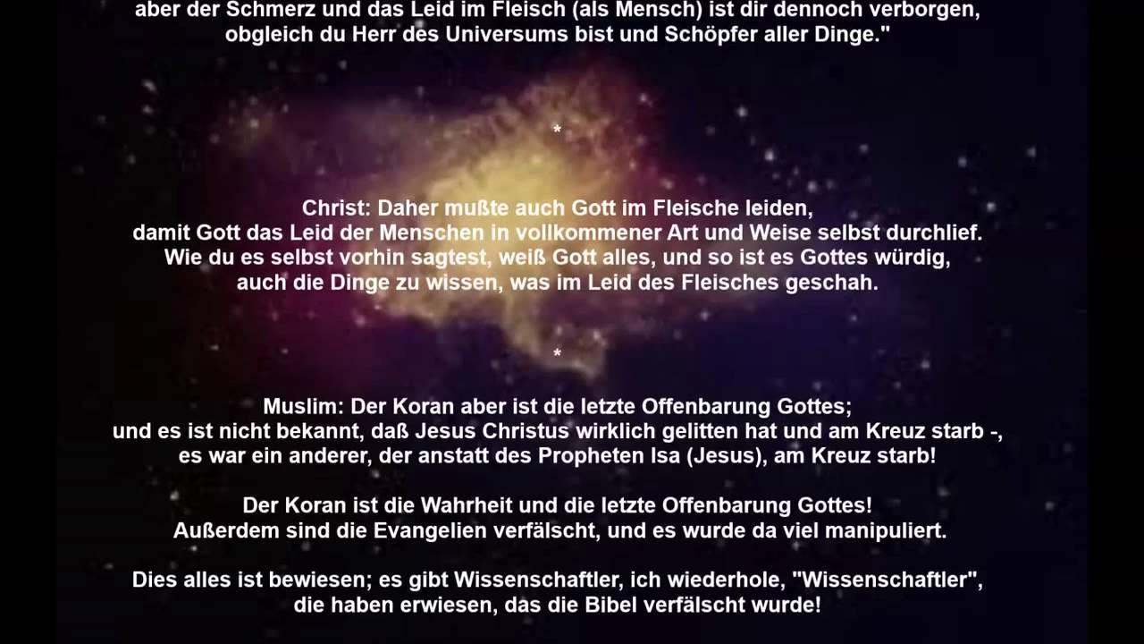 Bibel Islam