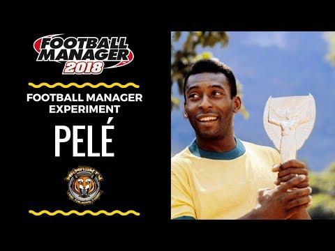 Pele Football Manager
