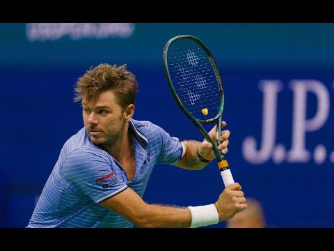 Novak Djokovic Vs Stan Wawrinka Extended Highlights   US Open 2019 R4