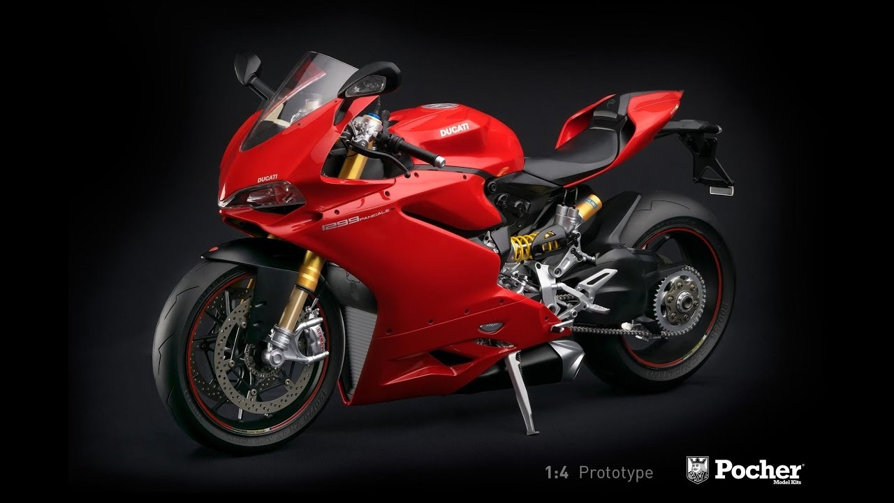 2017 model of the ducati 1299 panigale s. - youtube
