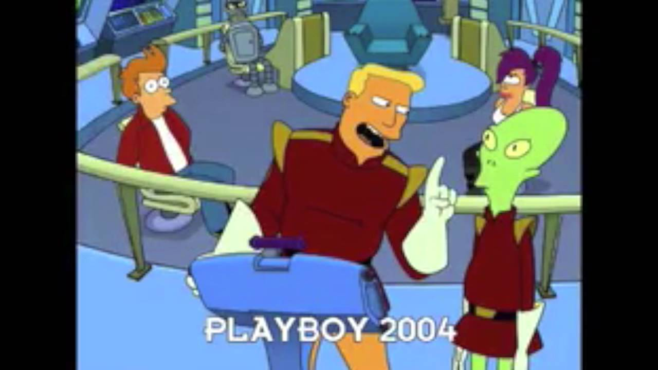 Donald Trump Quotes Said By Zapp Brannigan   YouTube