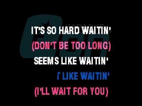 Boy Meets Girl Waiting For A Star To Fall chorus Eon karaoke z demo
