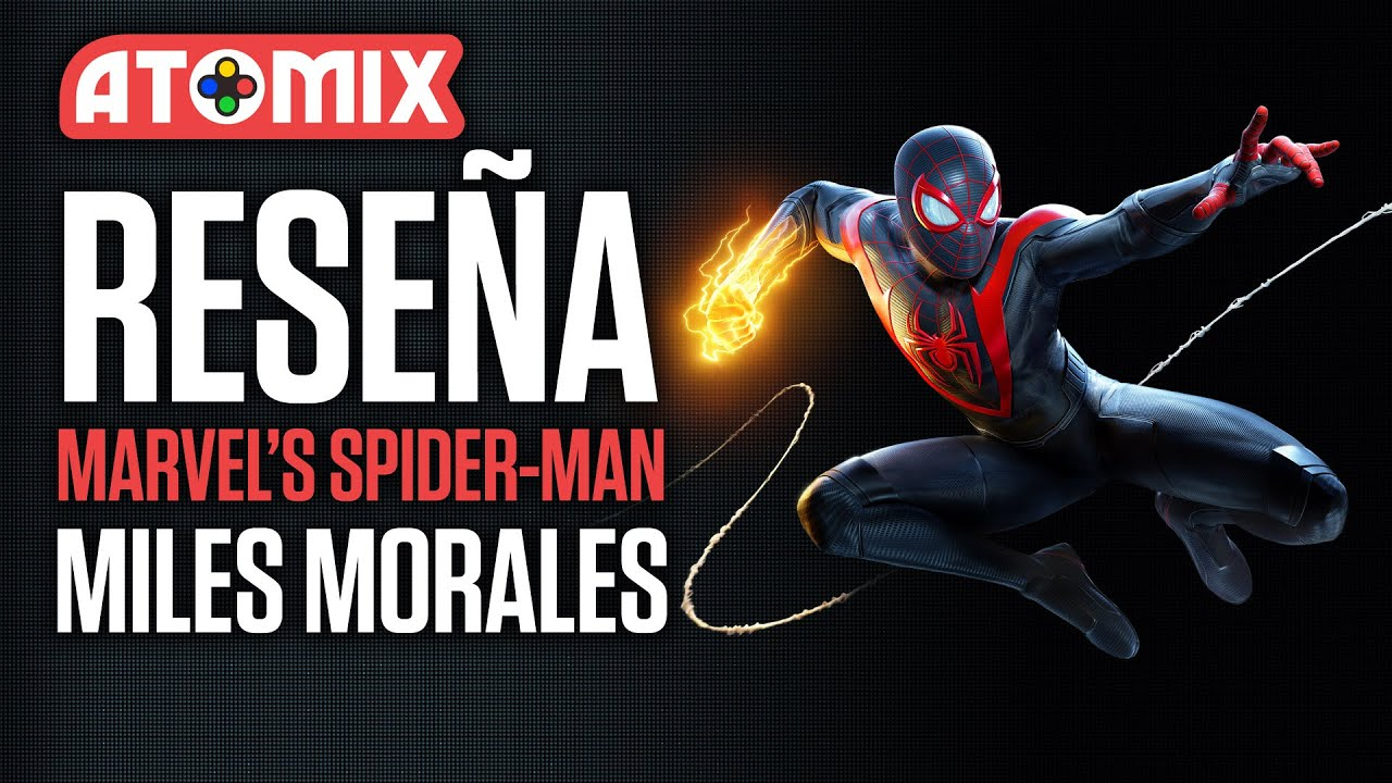 Reseña – Marvel's Spider-Man: Miles Morales