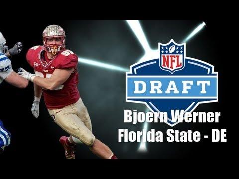 Bjoern Werner - 2013 NFL Draft Profile