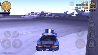 gta 3 how to get to airport