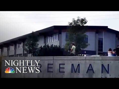 One Student Killed, Three Injured In Washington State School Shooting | NBC Nightly News