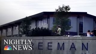 One Student, Three Killed In Washington State School Shooting | NBC Nightly News