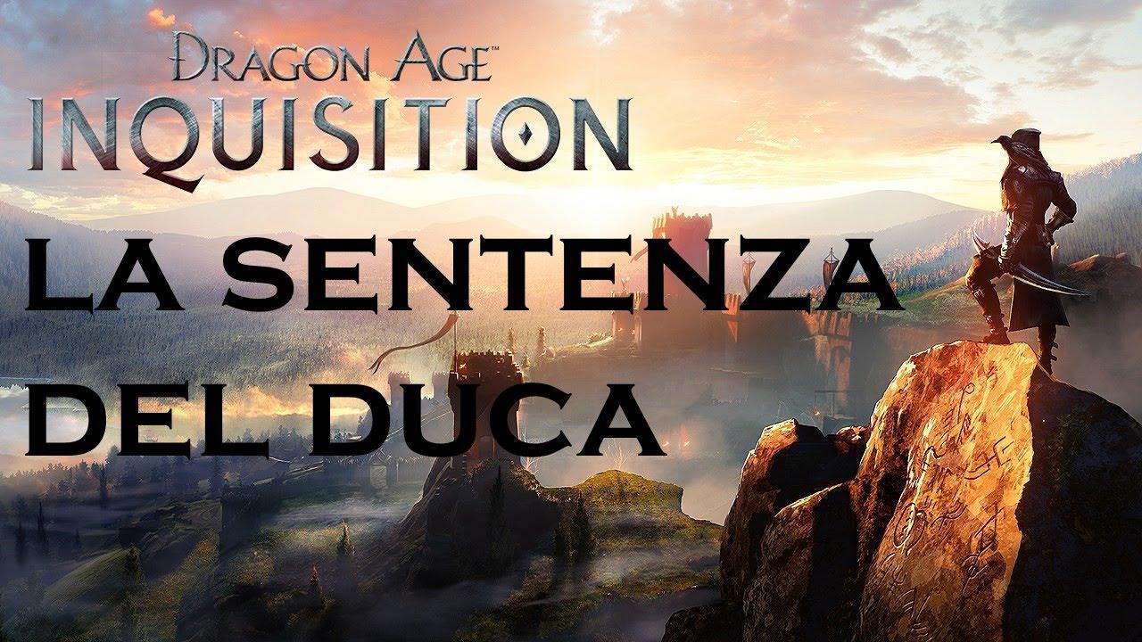 datazione in Dragon Age Inquisizione