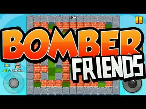 play Bomber Friends on pc & mac