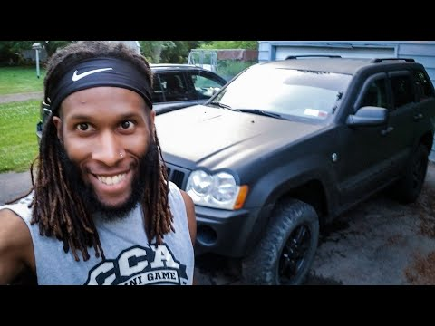 selling-the-mustang-and-buying-a-lifted-jeep-grand-cherokee-wk!!