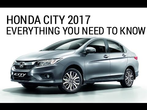 New Honda City 2017 : The Tech Inside | Digit.in