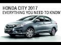 New Honda City 2017 : The Tech Inside   Digit.in