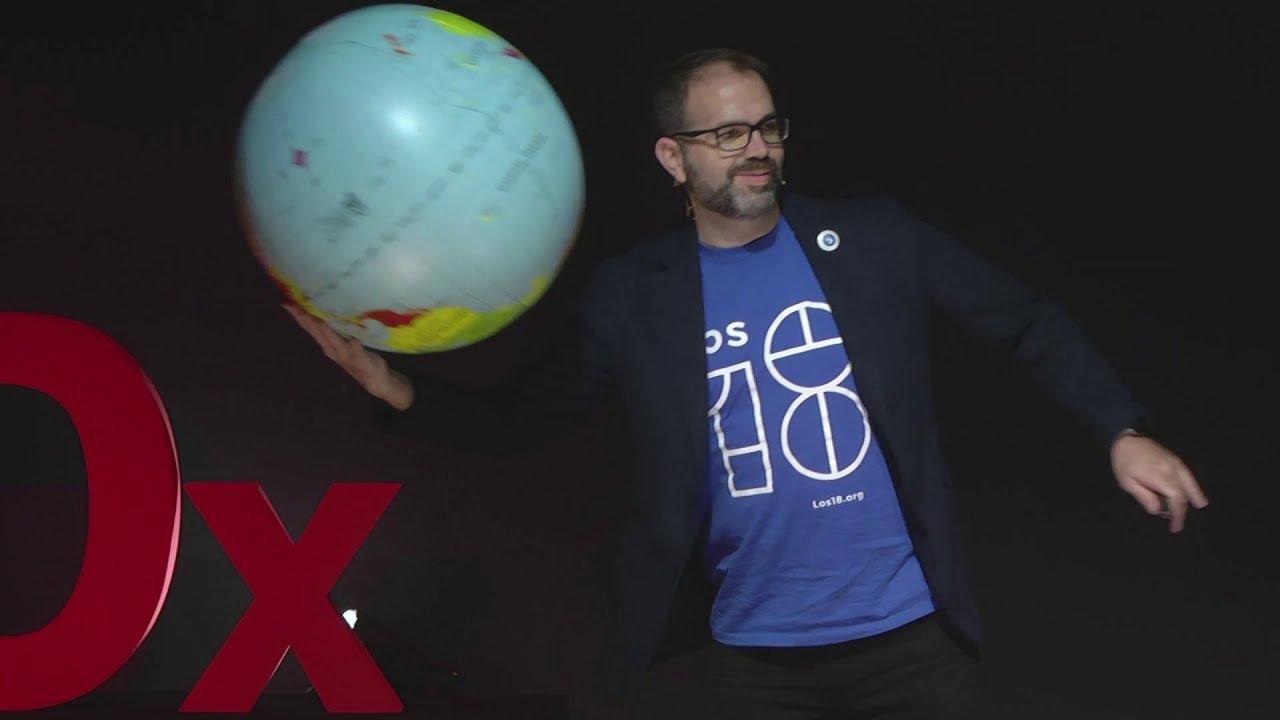 Optimismo Radical | Héctor García Los18.org  | TEDx