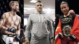 Зарплаты UFC Китай, предсказание тренера Дастина Порье, Густафссон возвращается
