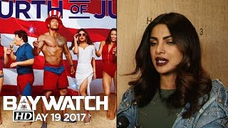Priyanka Reacts On Her Blink-and-miss Appearance In Baywatch Trailer