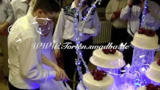 hochzeitstorte , wedding cake ,  Свадедный торт