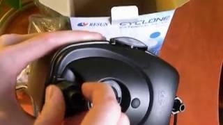Видео обзор внешнего фильтра Resun MICRA CY-20