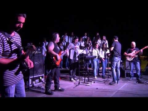 """Rock en las aulas """"Directo 2014"""" Transylvania Metal Festival (Fuente del Maestre - Badajoz)"""