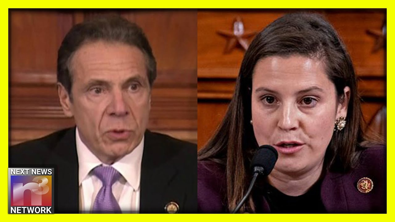 NY Gov. Cuomo ON NOTICE After Rep. Stefanik DROPS BOMBS On his MOST DEADLY Scandal
