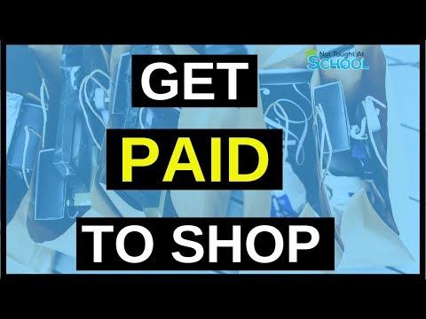 Get Paid To Shop And Eat - Make Money From Home 🔥🔥🔥