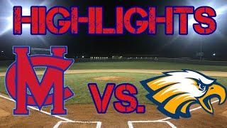 Mercer County Titans Baseball vs. Franklin County Flyers HIGHLIGHTS! 4/13/2019