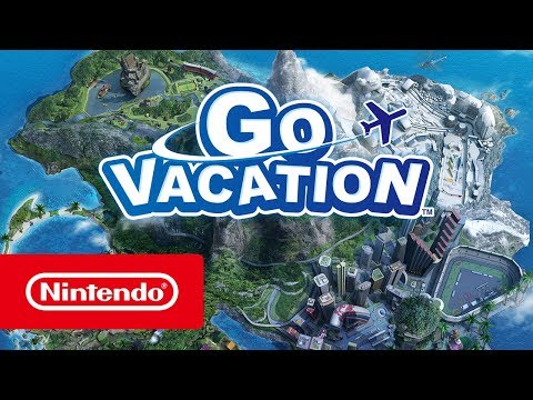 GO VACATION - Overview Trailer (Nintendo Switch)