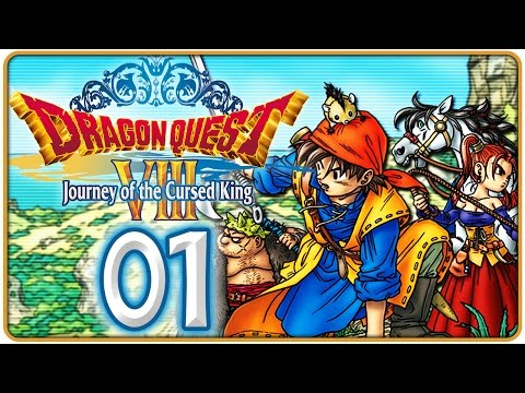 Make Die Reise beginnt! - Dragon Quest VIII [3DS] - Part 1 Pictures